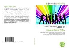 Couverture de Sakura Wars Titles