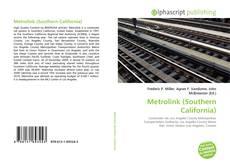 Couverture de Metrolink (Southern California)