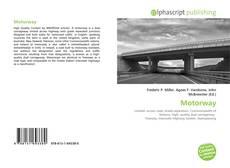 Bookcover of Motorway