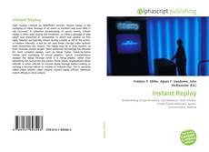 Обложка Instant Replay