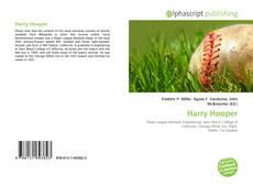 Portada del libro de Harry Hooper