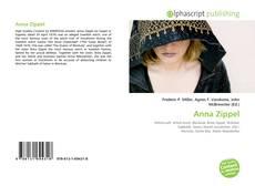 Portada del libro de Anna Zippel