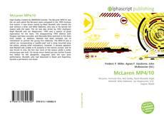 Обложка McLaren MP4/10