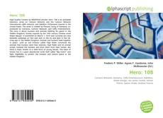 Bookcover of Hero: 108