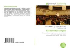 Bookcover of Parlement Français