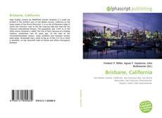 Copertina di Brisbane, California