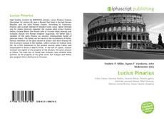 Bookcover of Lucius Pinarius