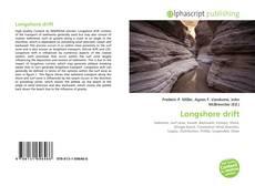 Bookcover of Longshore drift