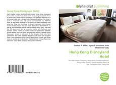 Portada del libro de Hong Kong Disneyland Hotel