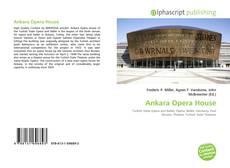 Portada del libro de Ankara Opera House