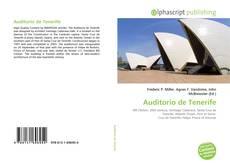 Auditorio de Tenerife的封面