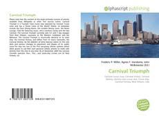 Bookcover of Carnival Triumph