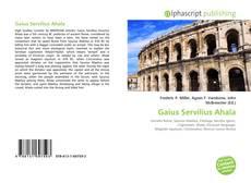 Buchcover von Gaius Servilius Ahala