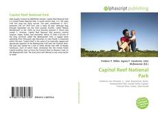 Bookcover of Capitol Reef National Park