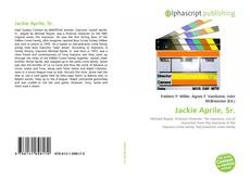 Bookcover of Jackie Aprile, Sr.