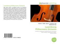 Portada del libro de Luxembourg Philharmonic Orchestra