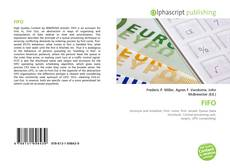 Bookcover of FIFO
