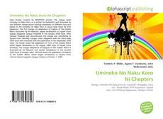 Bookcover of Umineko No Naku Koro Ni Chapters