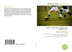 Dave Krieg的封面