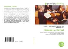 Bookcover of Gonzales v. Carhart