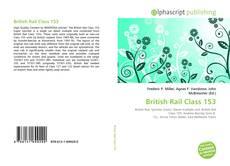 Portada del libro de British Rail Class 153