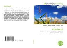 Portada del libro de Bioéthanol