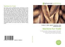 Bookcover of Maritime Fur Trade