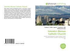 Interdict (Roman Catholic Church) kitap kapağı