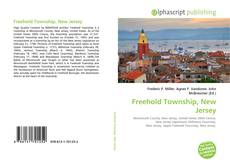 Bookcover of Freehold Township, New Jersey