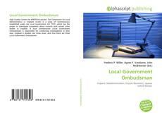 Buchcover von Local Government Ombudsman