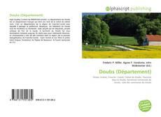 Portada del libro de Doubs (Département)