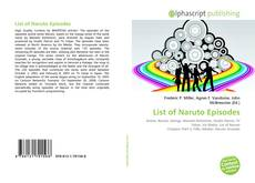 Bookcover of List of Naruto Episodes