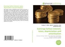 Borítókép a  Earnings before interest, taxes, depreciation and amortization - hoz