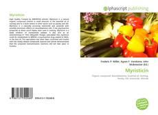 Copertina di Myristicin