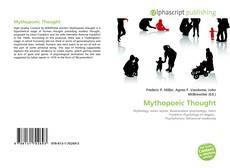 Mythopoeic Thought kitap kapağı