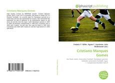 Couverture de Cristiano Marques Gomes