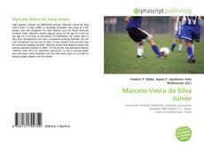 Capa do livro de Marcelo Vieira da Silva Júnior