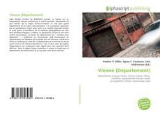 Portada del libro de Vienne (Département)
