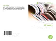 Buchcover von Ali Landry