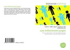 Borítókép a  Law enforcement jargon - hoz
