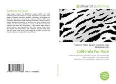 Bookcover of California Fur Rush