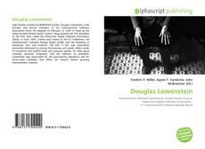 Douglas Lowenstein kitap kapağı
