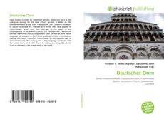 Bookcover of Deutscher Dom