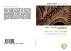 Buchcover von Astraea (mythology)