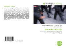 Bookcover of Mummers Parade