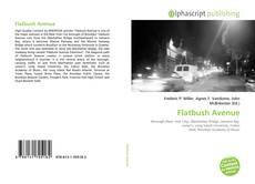 Обложка Flatbush Avenue