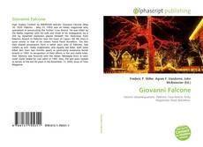 Giovanni Falcone kitap kapağı