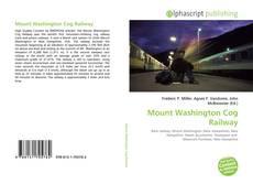 Bookcover of Mount Washington Cog Railway