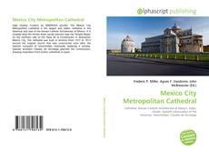Mexico City Metropolitan Cathedral的封面