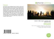Copertina di Chiswick